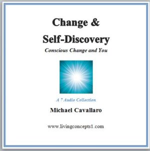 Change & Self Discovery Audio Cover