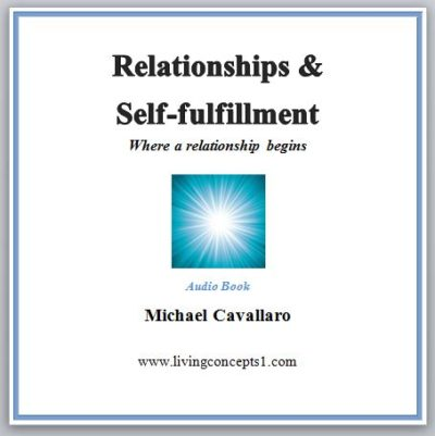 Relationships & Self-Fulfillment Audio Cover