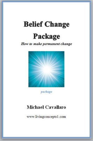 Belief Change Package Cover
